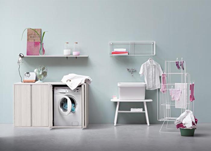 lavanderia acqua e sapone
