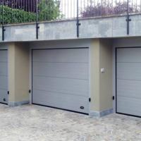 garage sezionale doppio